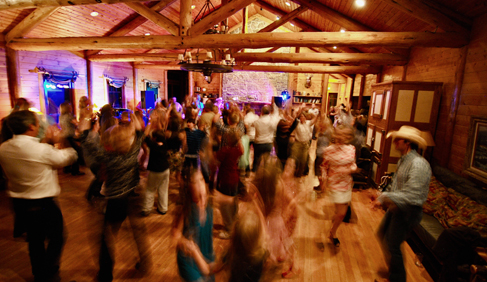Mountain Sky Ranch Montana dude ranch entertainment dance