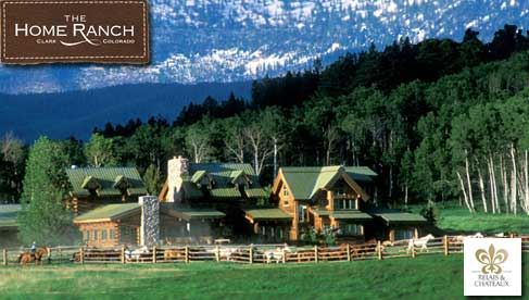 Home Ranch- Colorado Dude Ranch