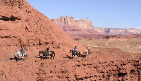 Hondoo Rivers & Trails Utah Riding Vacations