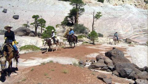 Hondoo Rivers & Trails Utah Riding Vacations