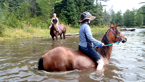 Horse Country Campground- Ontario, Canada | Equitrekking