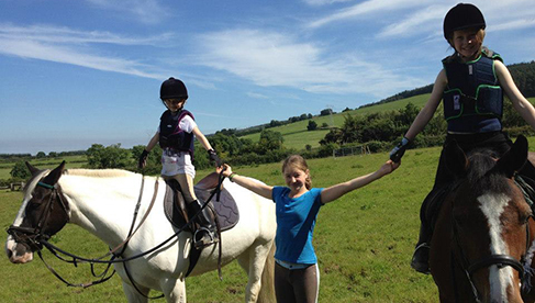 Coolmine Horse Riding Camps in Ireland