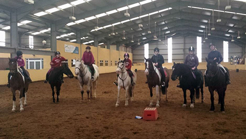Coolmine Horseback Riding Camps in Ireland