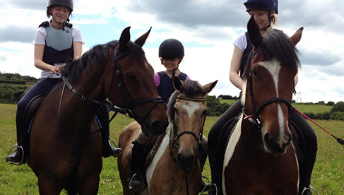 Coolmine Summer Riding Camps in Ireland
