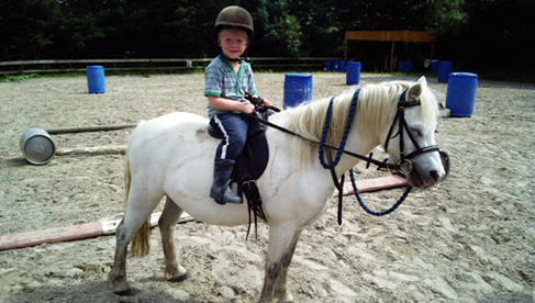 Irish childrens residential summer equestrian camps