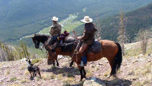 K Lazy 3 Outfitters Montana Horseback Trips