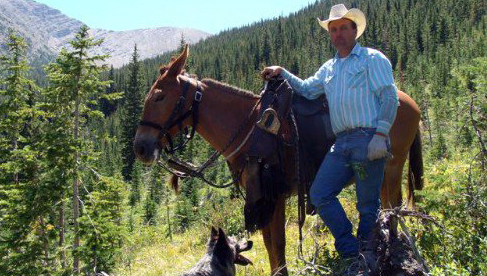 K Lazy Three Outfitters Montana Horseback Pack Trips