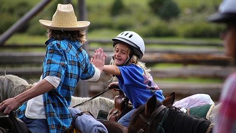 CM Ranch Dubois Family Guest Ranches Yellowstone Park