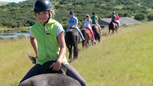 Mkulu Kei Horse Trails Childrens Pony Camps