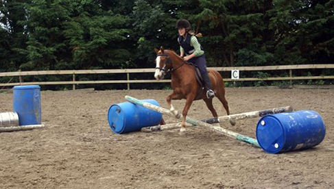 Irish childrens holidays summer equestrian residential camps