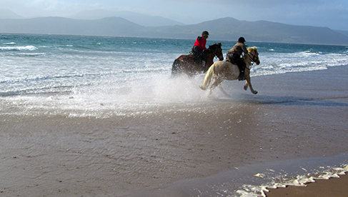 Ireland Ring of Kerry Equestrian Vacations