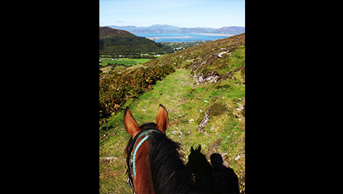 Ireland Horseback Riding Vacations Ring of Kerry