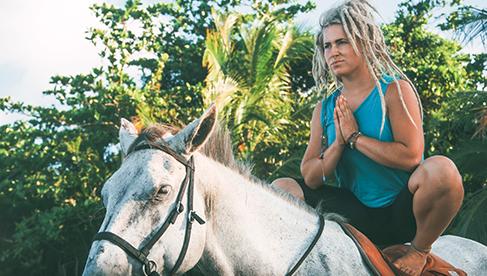 Caribbean Costa Rica Yoga Horse Riding Vacations