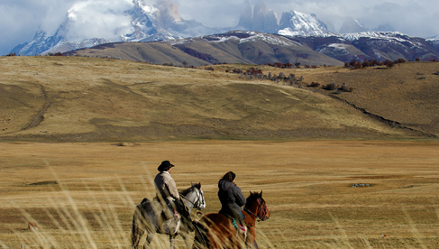 Chile Patagonia Horse Riding Vacations