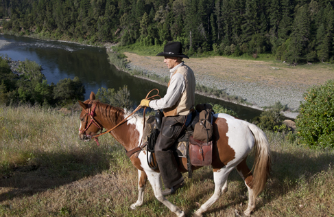 Marble Mountain Ranch horse riding, a California Dude Ranch Vacation