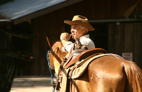 Marble Mountain Ranch wranglers, a California Dude Ranch Vacation