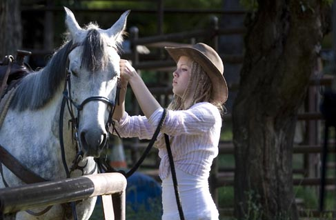 Marble Mountain Ranch horse riding lessons, a California Guest Ranch Vacation