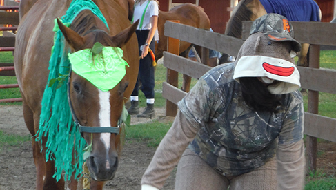 Black River Farm and Ranch Michigan Girls Horse Camps