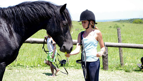 Mkulu Kei Horse Trails Kids Riding Camps South Africa