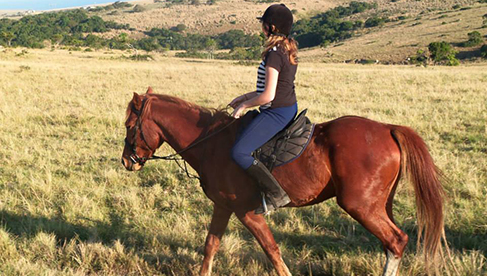 Mkulu Kei Horse Riding Holidays Kids South Africa