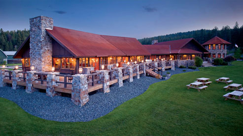 Montana luxury Ranch