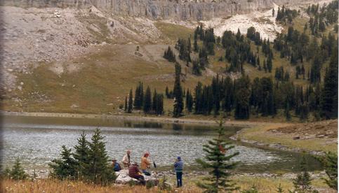 Horseback Riding Montana Vacations for Summer