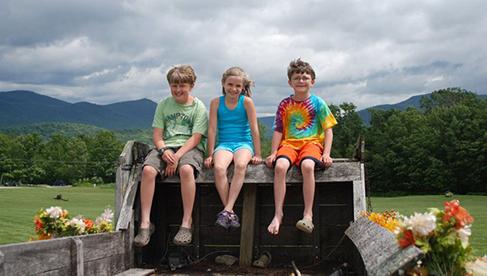 Mountain Top Inn Vermont Horse Camps