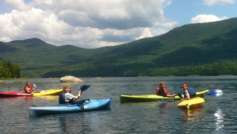 Mountain Top Inn Vermont Equestrian Camps for Kids