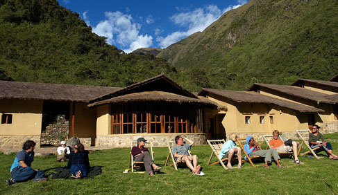 Mountain Lodges of Peru Riding Holidays