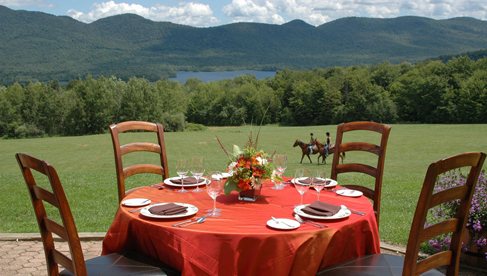 Mountain Top Inn- Vermont Riding Vacations and riding holidays