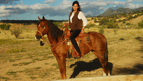 New Mexico Horseback Riding Vacations Equitrekking
