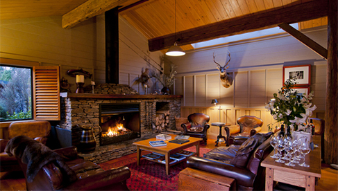 Poronui New Zealand Fly Fishing and Horseback Riding Lodges