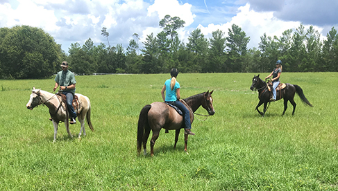 Rafter P Orlando ranch vacations