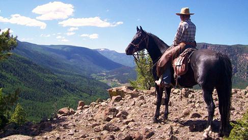 Rainbow Trout Ranch Colorado Dude Ranches