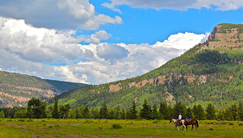 Rainbow Trout Ranch Colorado Guest Ranch Vacation