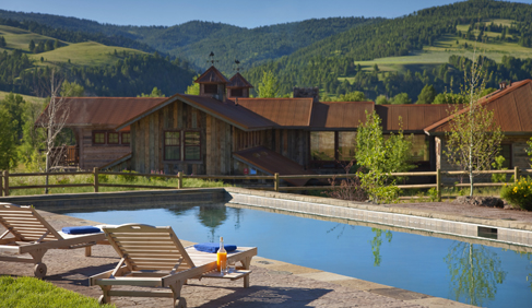 The Ranch at Rock Creek Montana Luxury Guest Ranch Vacations