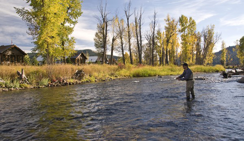 The Ranch at Rock Creek Luxury Montana Dude Ranch Vacations