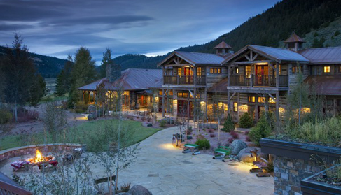 The Ranch at Rock Creek Luxury Montana Dude Ranches
