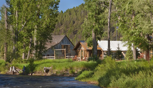 The Ranch at Rock Creek Montana Luxury Horseback Riding Holidays