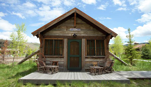 The Ranch at Rock Creek Montana Luxury Horseback Riding Vacations