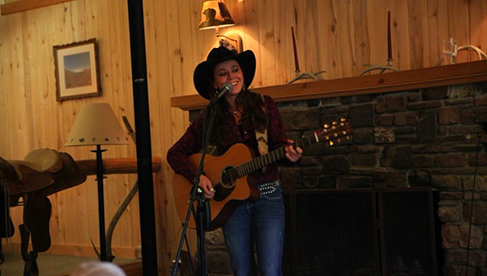 Colorado Rocky Mountain Ranch Vacations Live Music