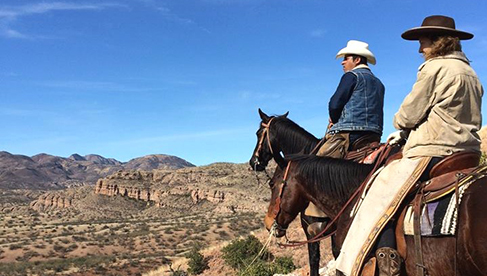 Rancho Los Baños Horseback Riding Vacation and Guest Ranch