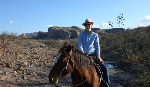 Rancho Los Banos Tierra Chamahua Eco Adventures Mexico dude ranches