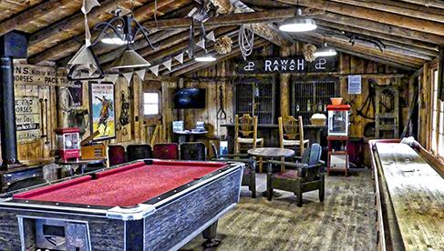 Kids Program at Rawah Dude Ranch Colorado