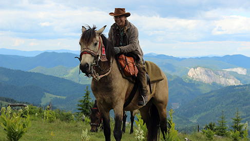 Carpathian Mountains Horseback Holidays