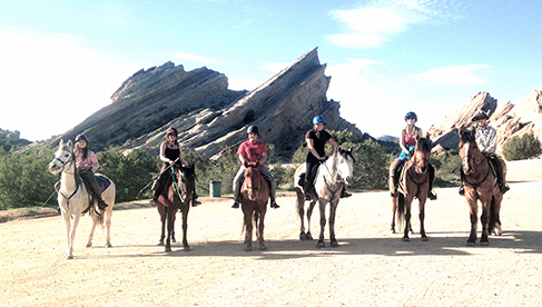 Running Horse Ranch California Horseback Riding Holidays