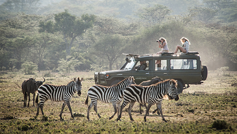 Safaris Unlimited Kenya Africa equestrian safari