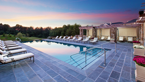 Salamander Resort & Spa Pool