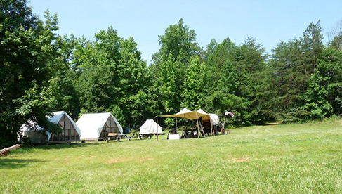 Shangrila Glamping Ranch Virginia