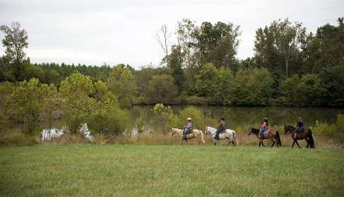 Shangrila Guest Ranch Virginia Equestrian Vacations